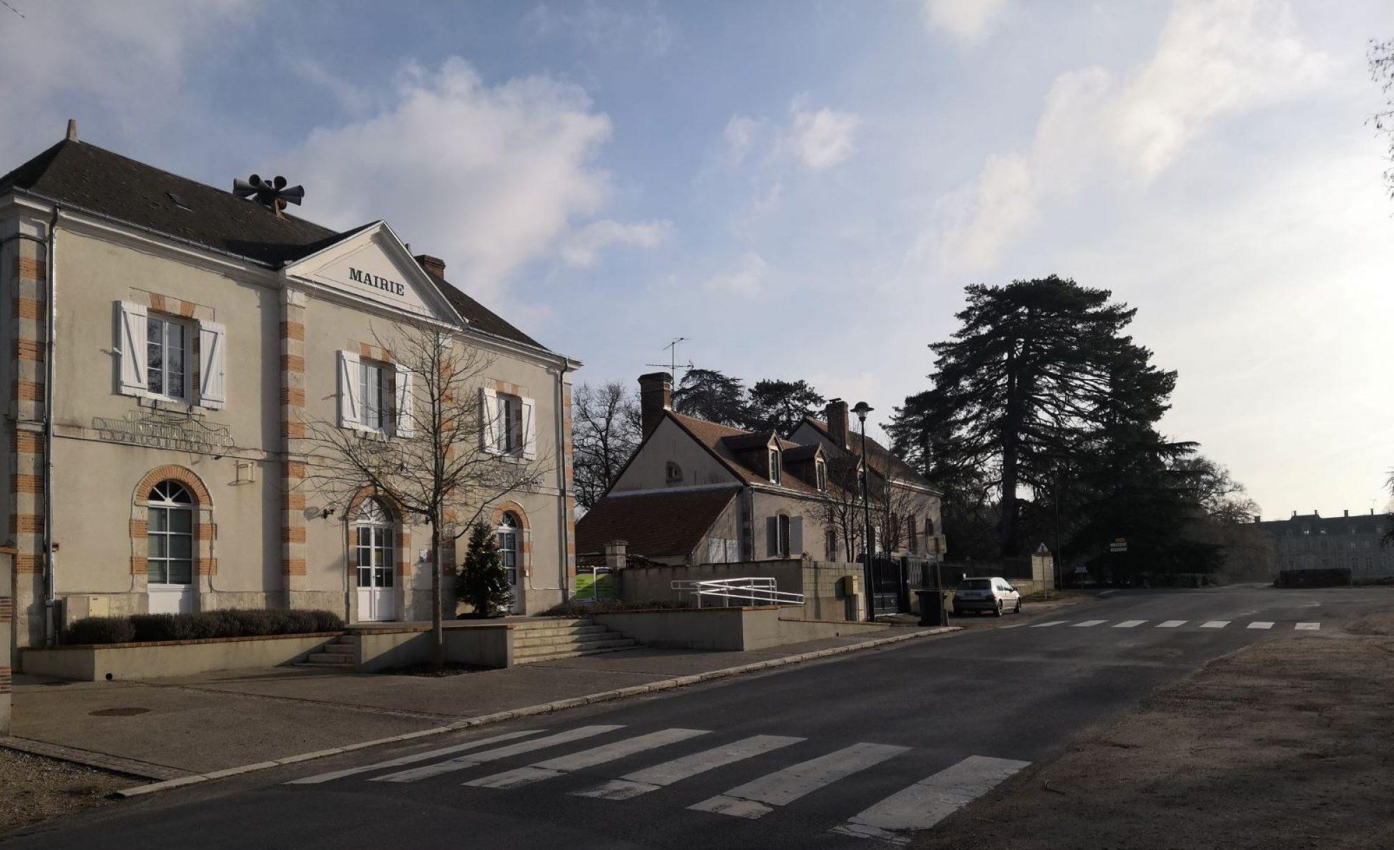 Mézières-lez-Cléry